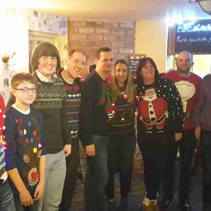 Annual Christmas quiz - Thursday, December 20th!
