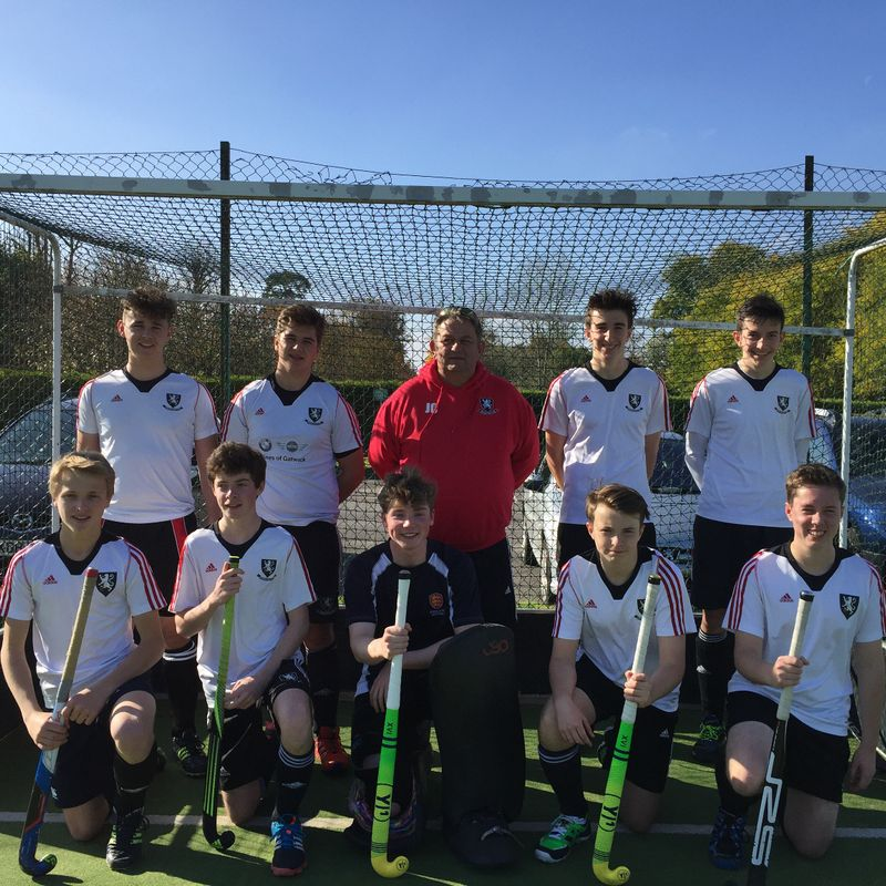 Boy's U18s lose to Eastbourne U18 Boys 3 - 3