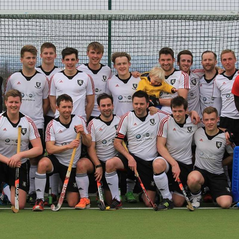Men's 1st Team lose to Winchester Men's 1s 5 - 1
