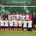 Ladies 1st Team beat Basingstoke Ladies' 1XI 3 - 2