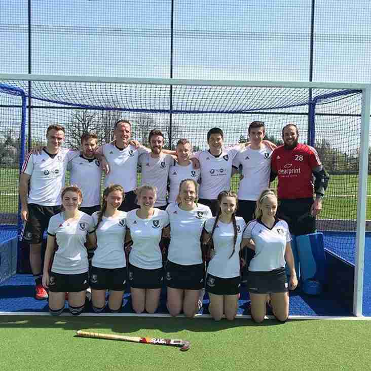 Mixed XI once again get to play at Lee Valley