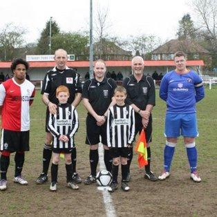 Oadby 1 - 0 Borrowash Victoria