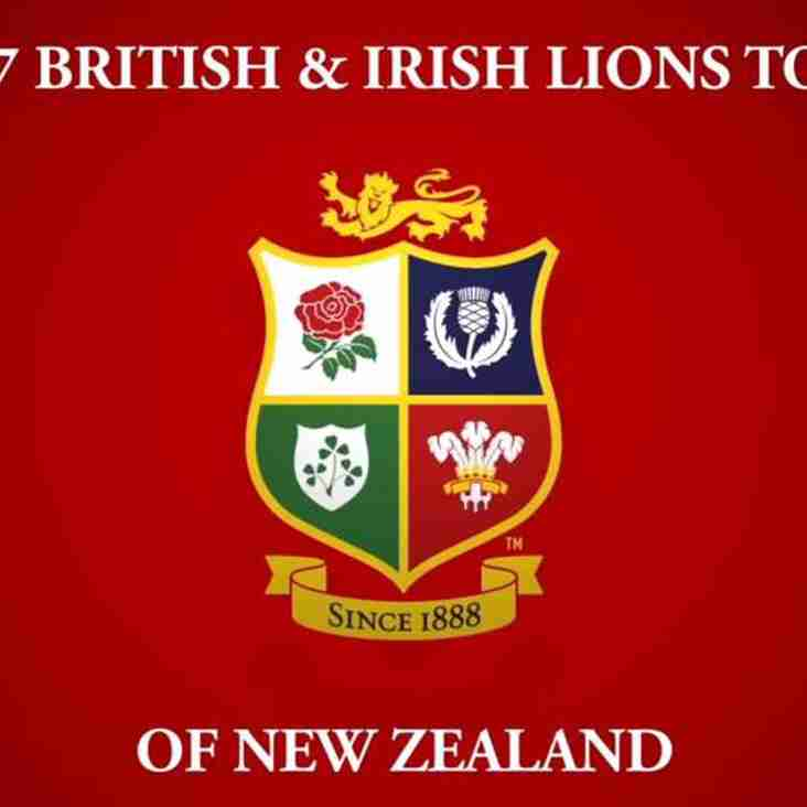 British & Irish Lions Tour Match Breakfasts at TRFC