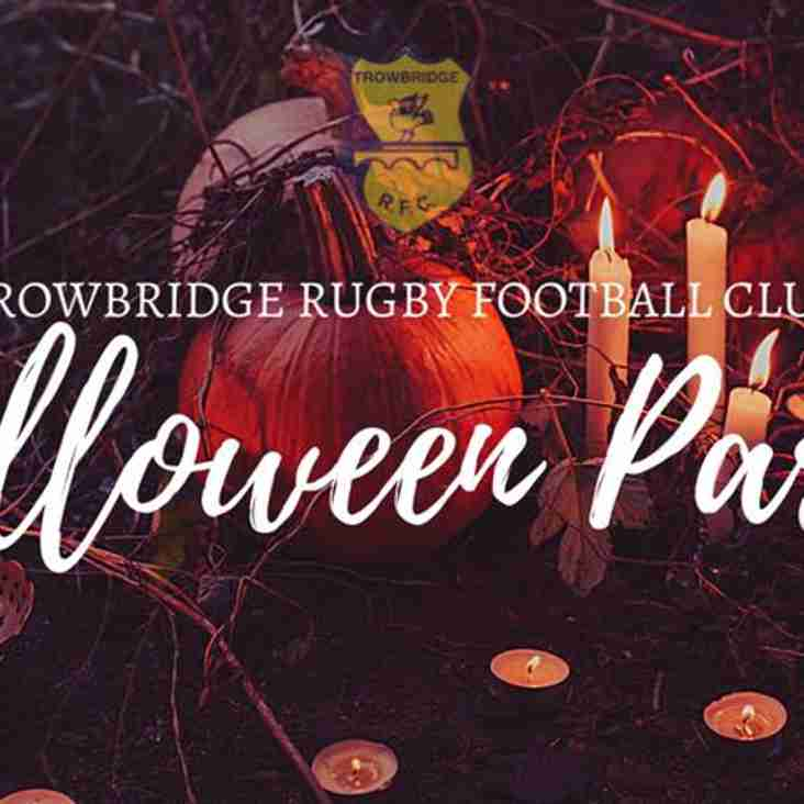 Halloween Party @ TRFC