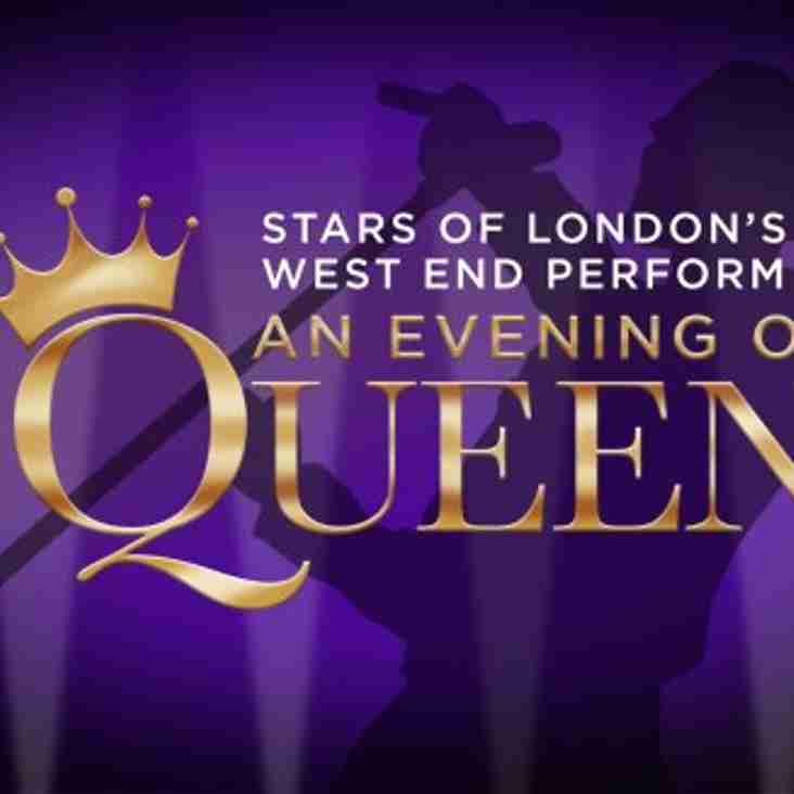 'An evening of Queen' comes to Guildford