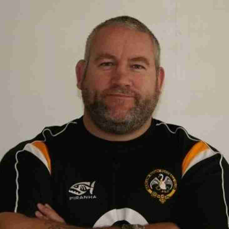 A Message from The Club Captain - Paul Sharp