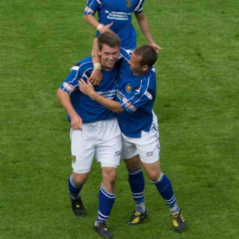 AFC Fylde 21-08-2010