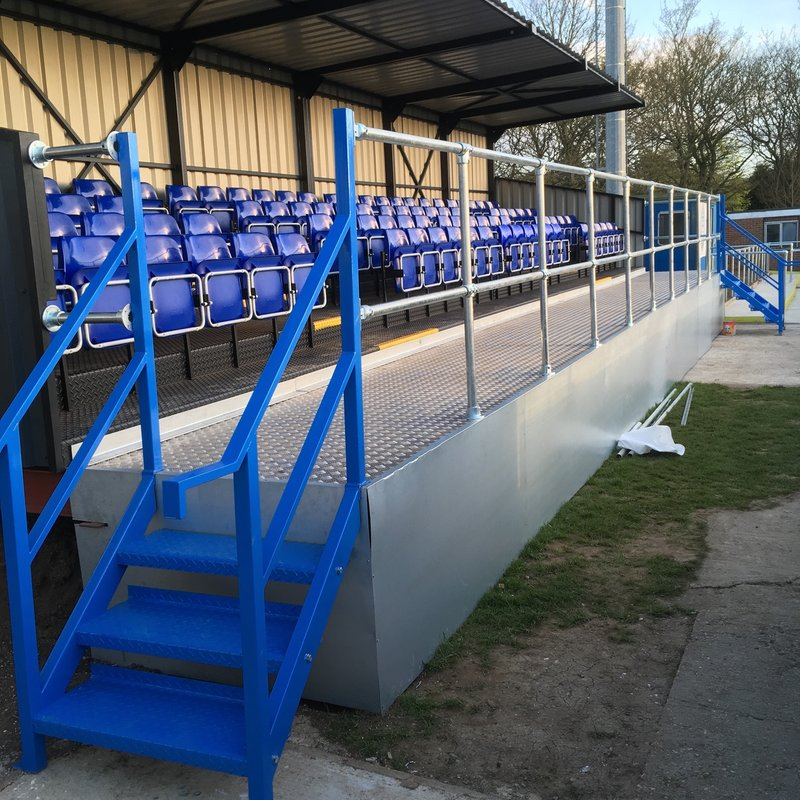 New ground facilities to be officially opened