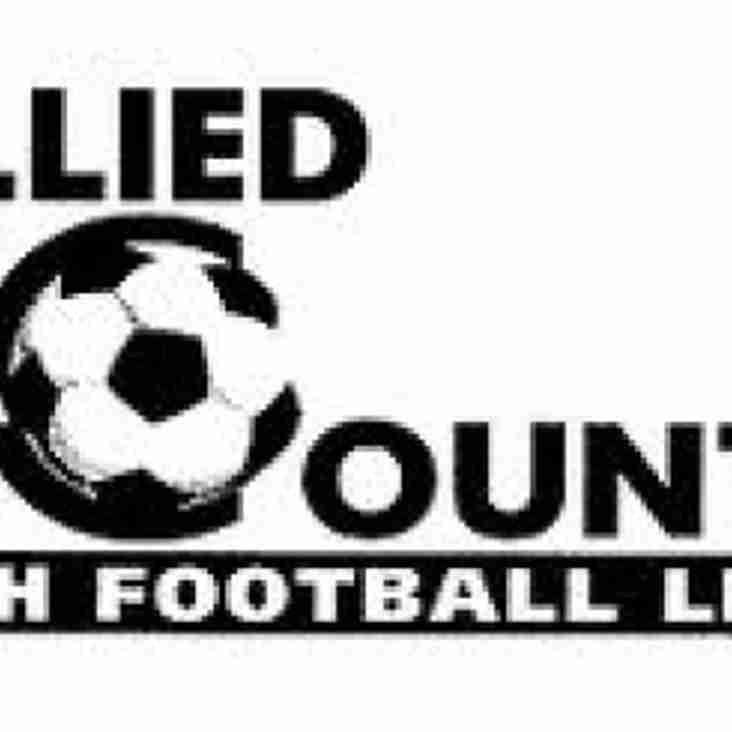 Binfield U18's v Knaphill U18's - MATCH OFF
