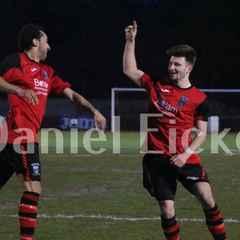 Knaphill 5 Horley Town 0