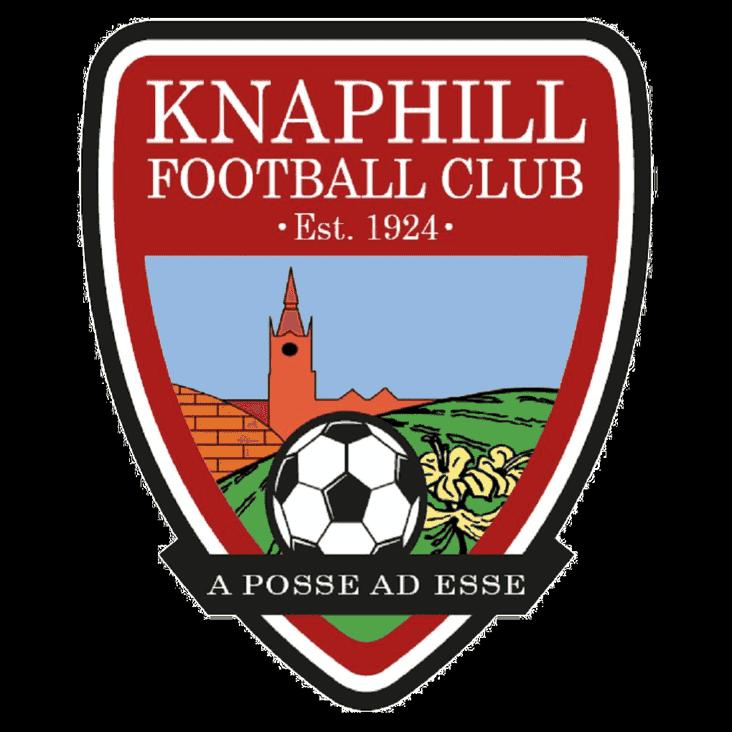 Knaphill u18s 1 Walton & Hersham u18s 3