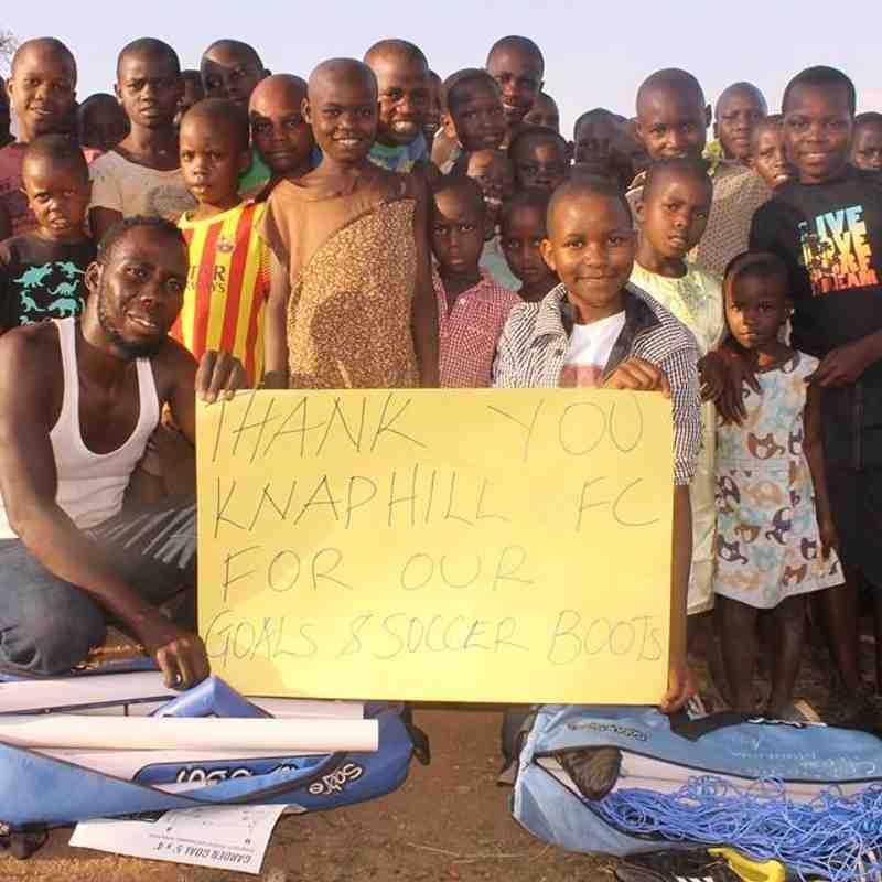 Kit Aid Donation Buyana Uganda Africa