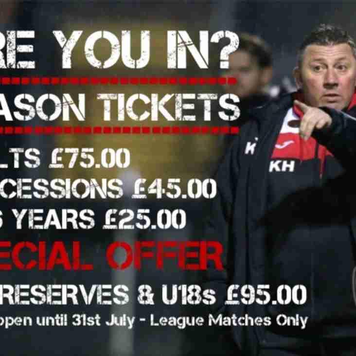 Season Cards Countdown