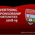 Advertising & Sponsorship Opportunities 2018-2019