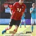 Match Programme - Online - Cobham