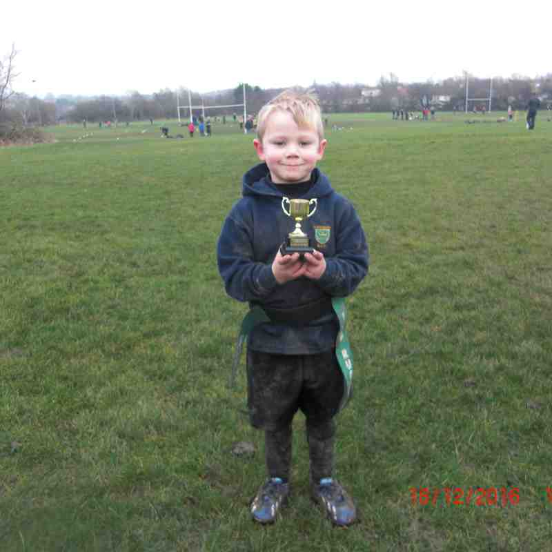Micro's Player of the Week - 18th December 2016