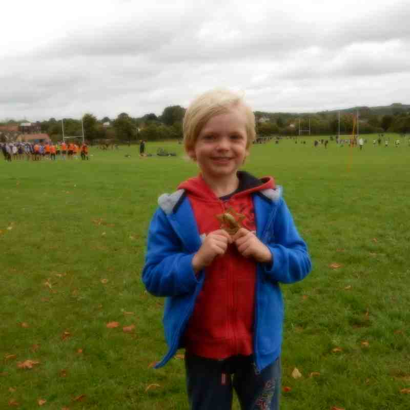 U7's Player of the Week - 10th September 2017
