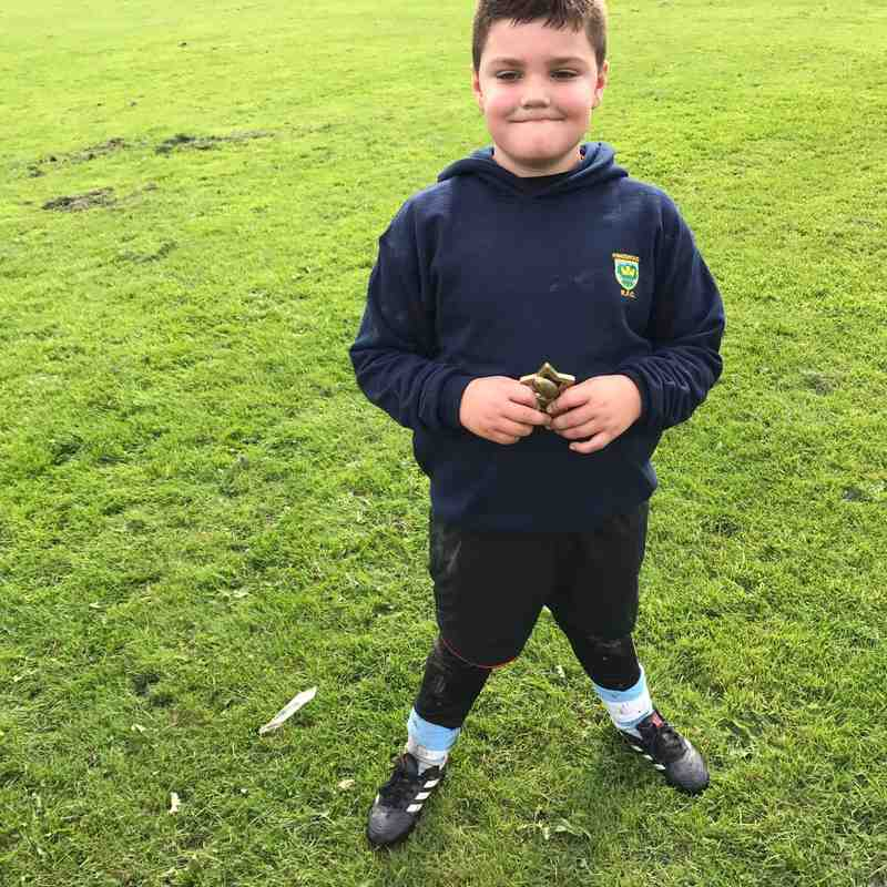 U7's Player of the Week - 24th September 2017