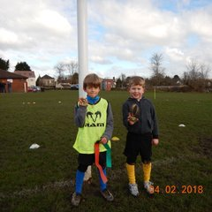 Micros & U7's Player's of the Week - 4th February 2018