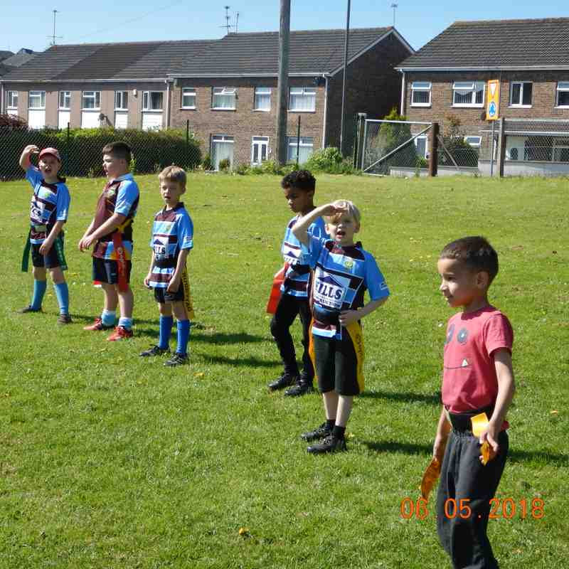 U7's Training - 6th May 2018