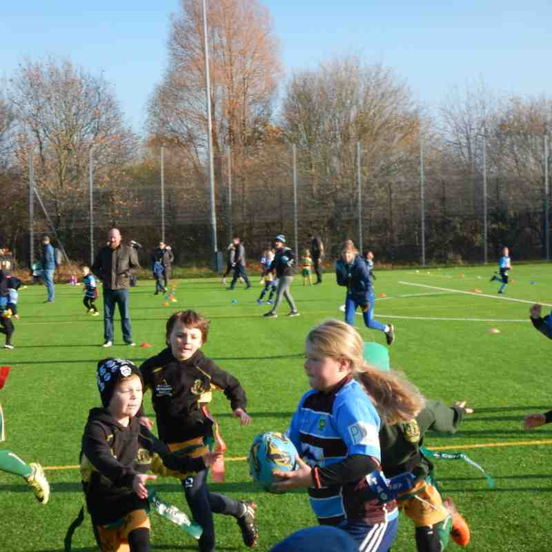 U8's v Mini Imps - 18th Nov. '18