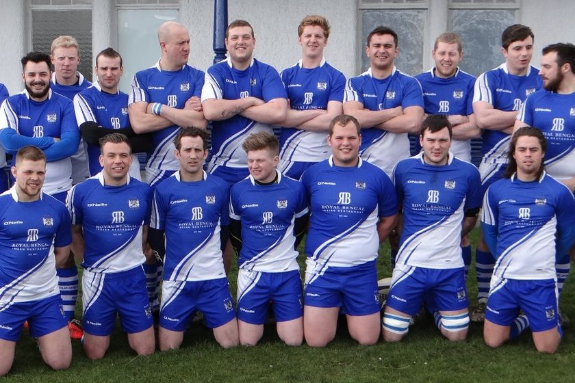 Seniors lose to Strathmore RFC 22 - 18