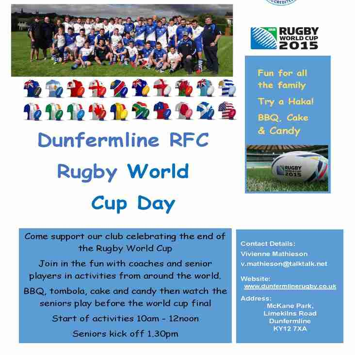 Dunfermline's World Cup Day