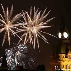 Dunfermline Fireworks