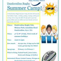 Announcing the DRFC Summer Youth Camp