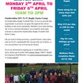 DRFC P1-P7 Easter Camp
