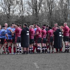 Cleve V Old Reds - Combination Cup Semi Final