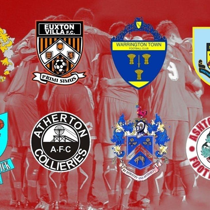 Pre-Season Fixtures Announced<