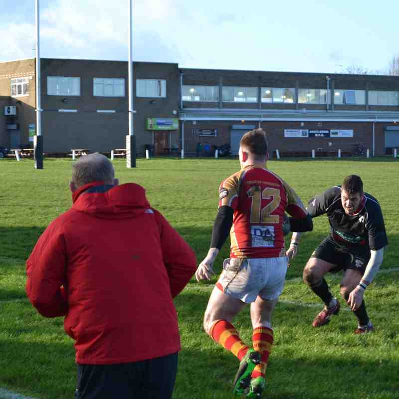 Rockcliff 1st XV vs Hartlepool RFC (Part 1)