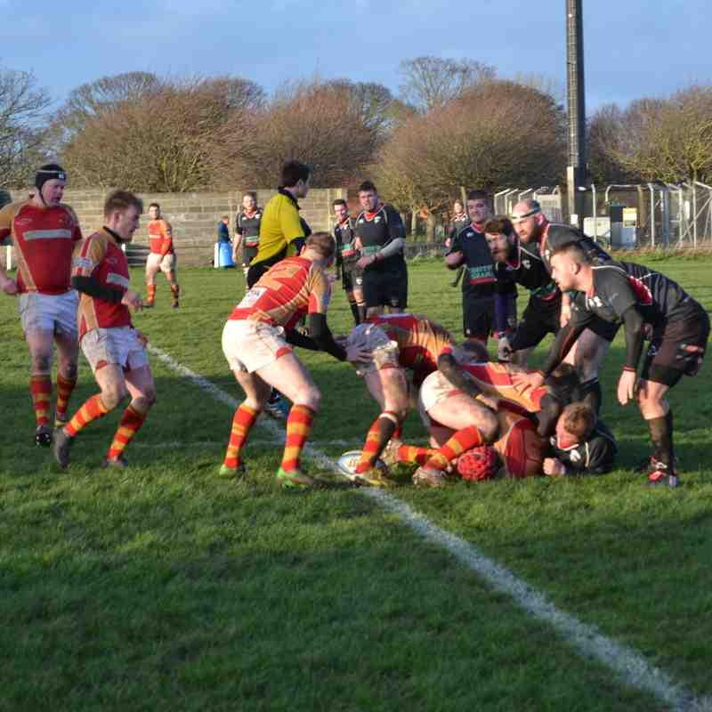 Rockcliff 1st XV vs Hartlepool RFC (Part 2)