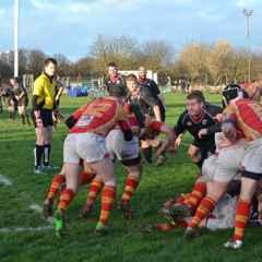Rockcliff 1st XV vs Hartlepool RFC (Part 2)