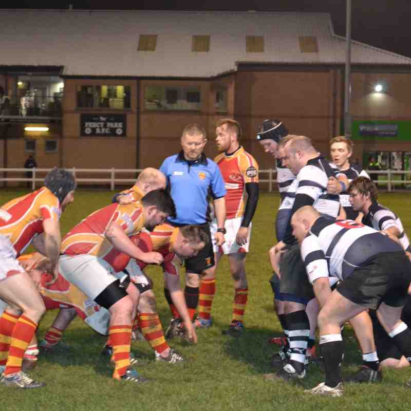 Rockcliff Vikings Vs Percy Park    (Cup game)
