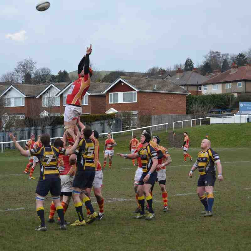 Rockcliff 1st XV vs West Leeds RFC (Cup Game) Part 1