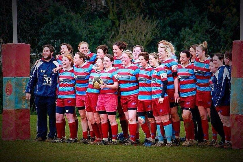Women's 1st XV lose to Cheltenham Ladies 15 - 10