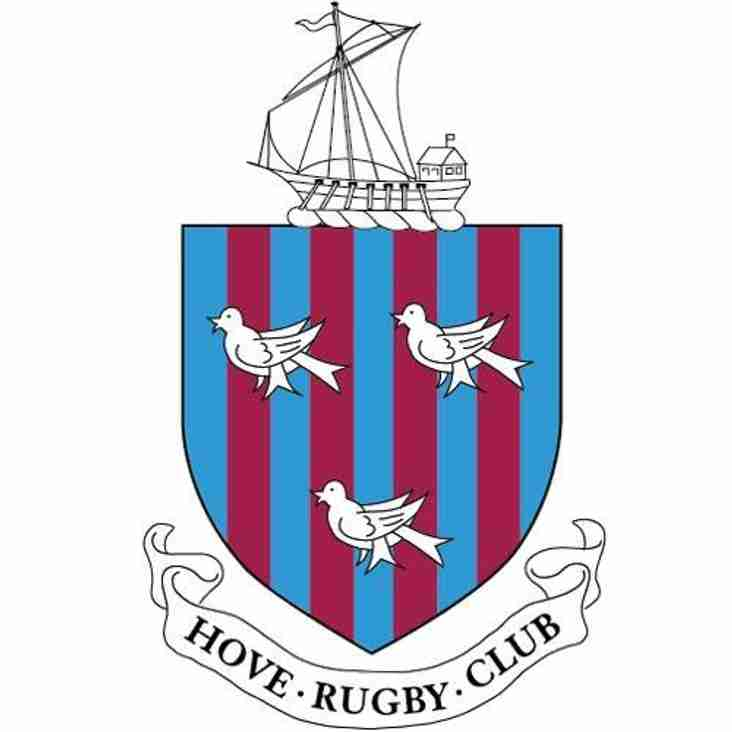 2018 Hove Rugby Club Annual Ball