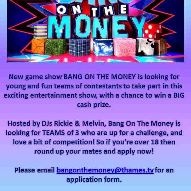 Bang on the Money!