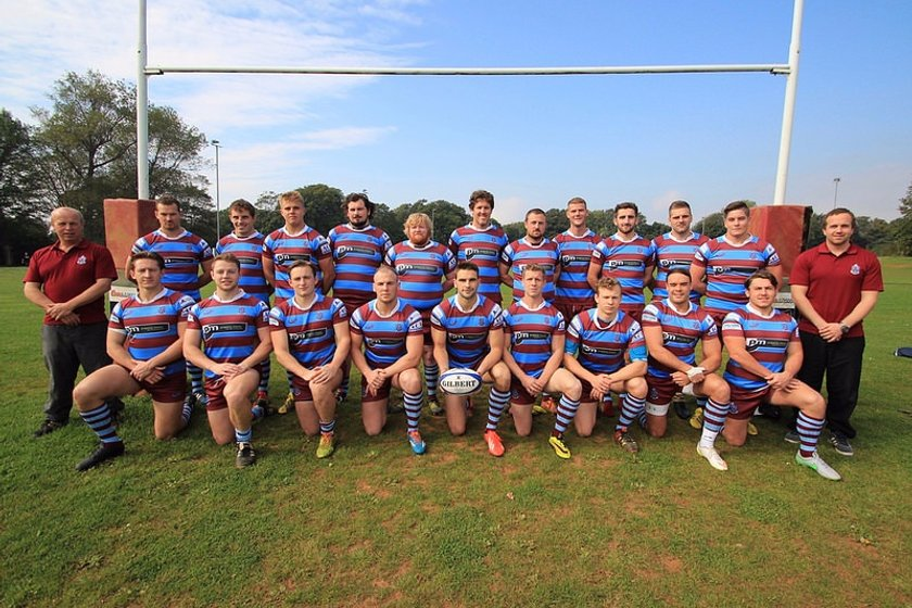 Men's 1st XV beat Hastings & Bexhill 1 14 - 46