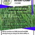 East Rugby Camp
