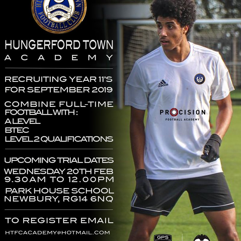 ACADEMY TRIAL DATE IN FEBRUARY