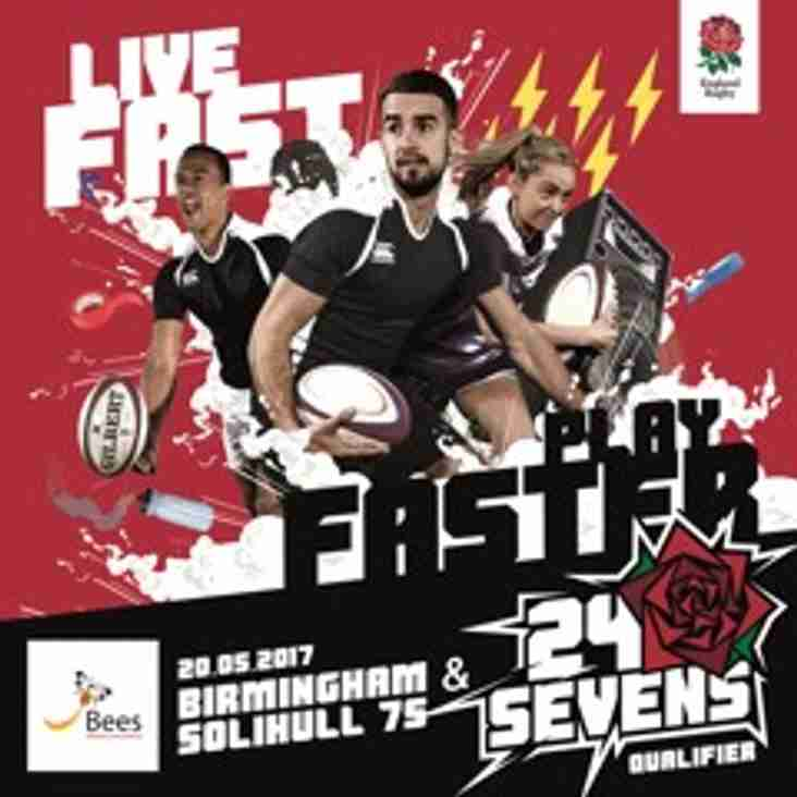 Sevens event at Portway cancelled