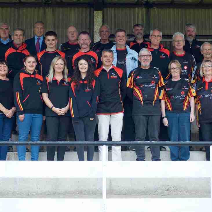 RFU 24 Sevens Regional Final at Portway, Saturday 7th July