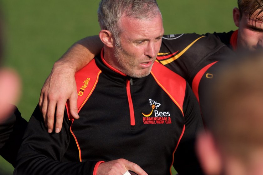 Bees' Head of Rugby moves on