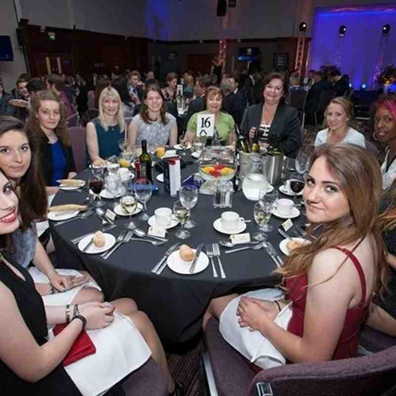 England Hockey Womens Team of Year 2015