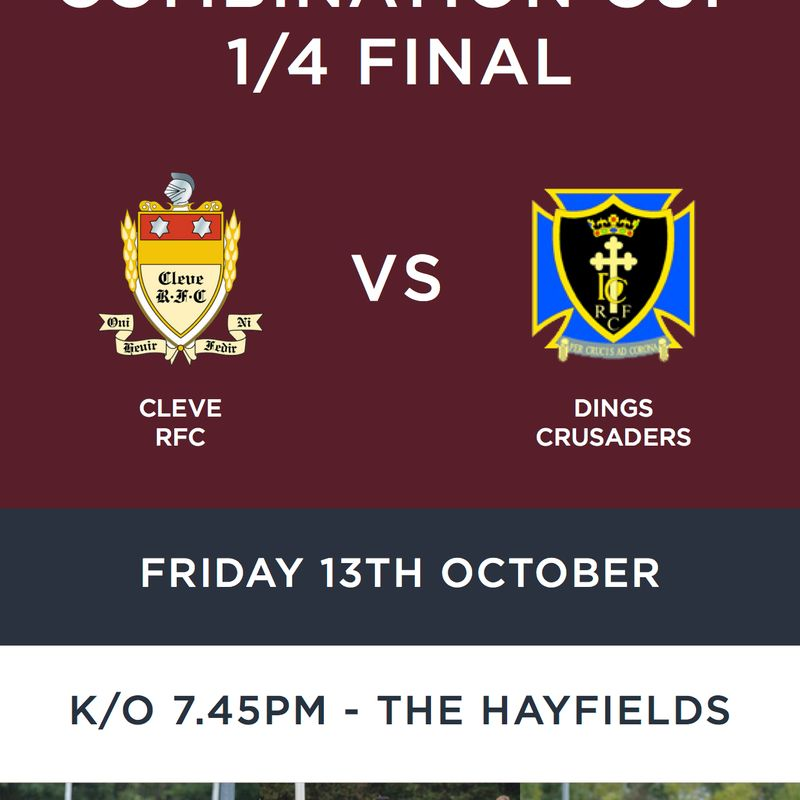 Cleve Vs Dings Crusaders