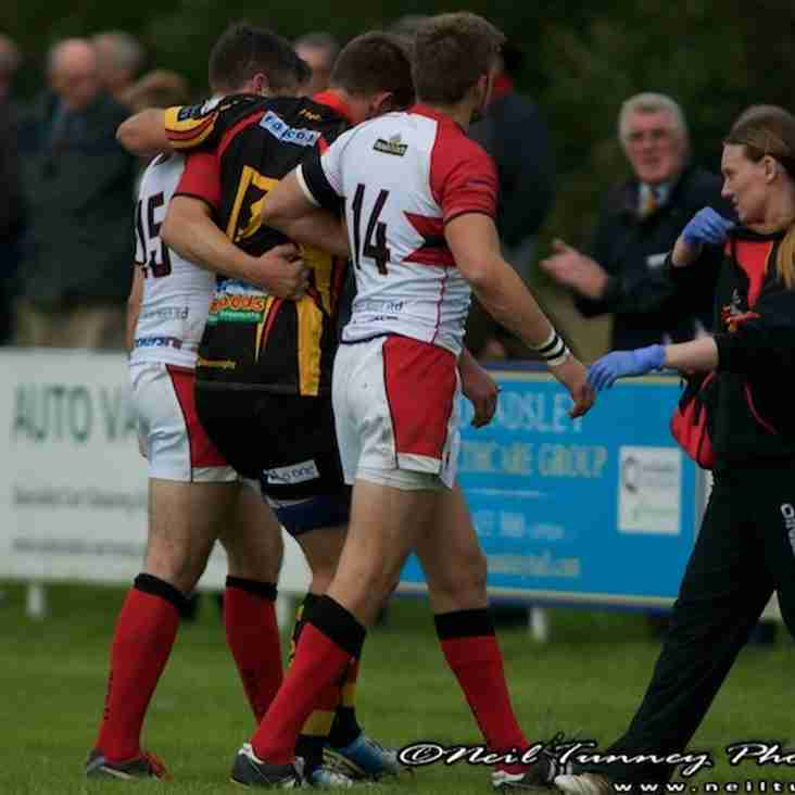 Fixture Update – North Midlands Cup Semi Final 29th March