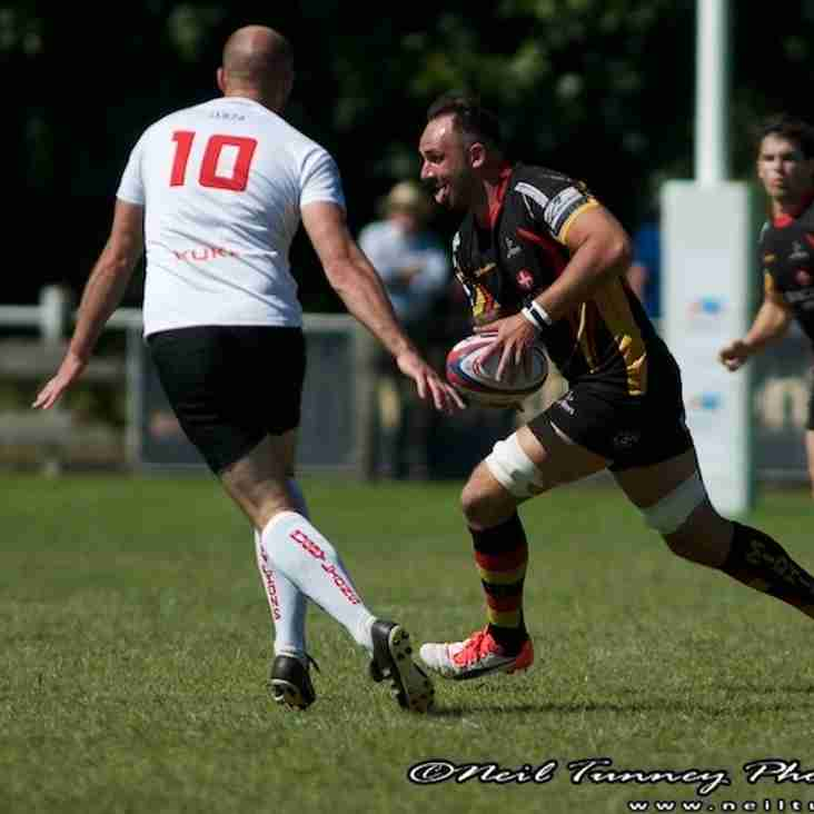 Bees away at Rugby Lions this Saturday